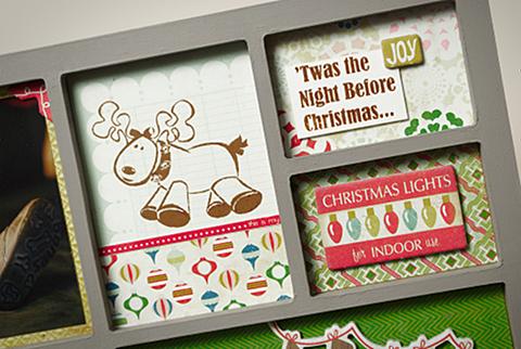 myStamp BOX 12 Days of Christmas