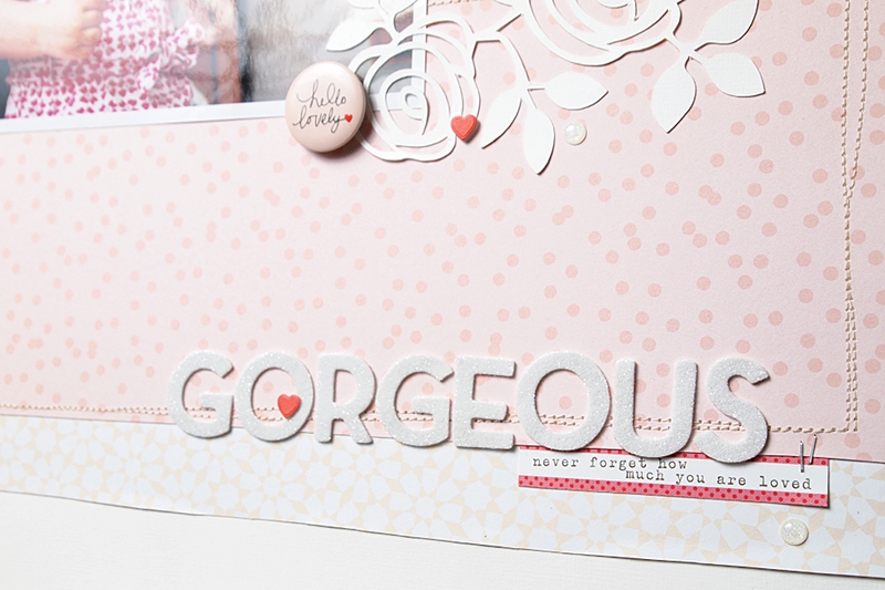 Gorgeous by Els Brigé for Studio Tekturek