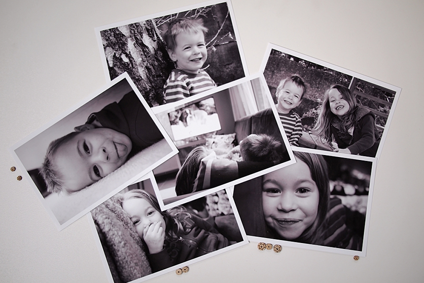 Mother's Day Photo Box by Els Brigé