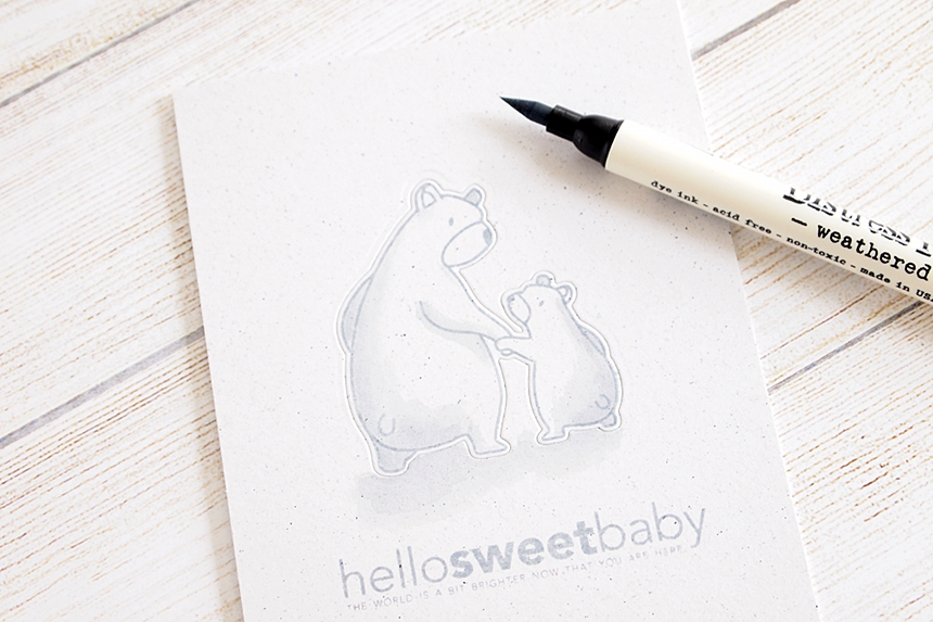 Hello Sweet Baby by Els Brigé