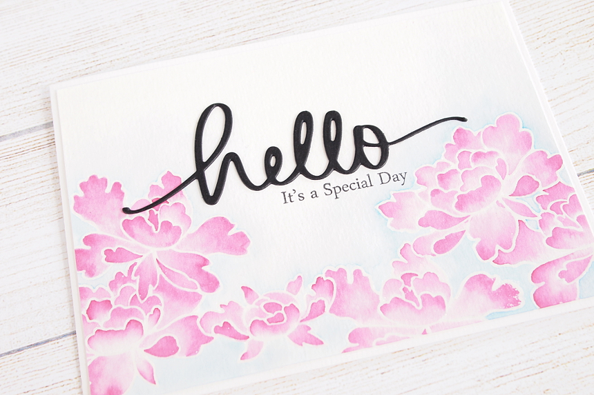 Hello, It's a Special Day by Els Brigé