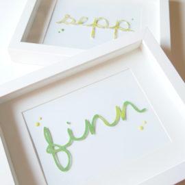 Geboortekader/Birth frame