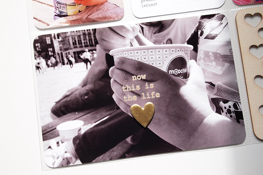 Project Life 2015   week 24 by Els Brigé for Becky Higgins DT