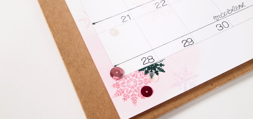 December Planner Page | 2nd day of Christmas