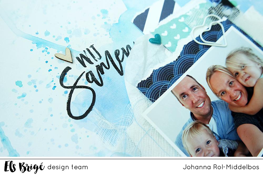 Wij samen/Us together | Johanna