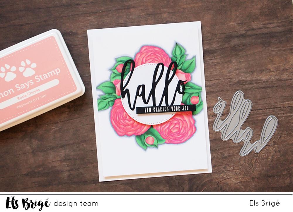 Een kaartje voor jou/A card for you + video | Els