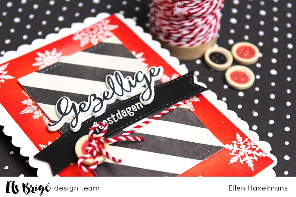 Gezellige feestdagen/Cozy Holidays | Ellen