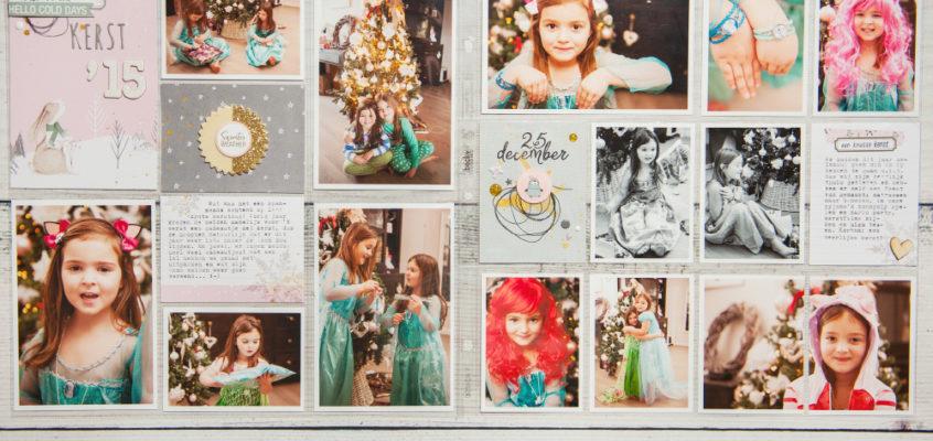 Project Life Kerst '15   Kristel