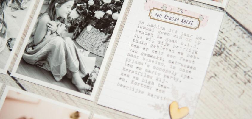 Project Life Kerst '15 | Kristel
