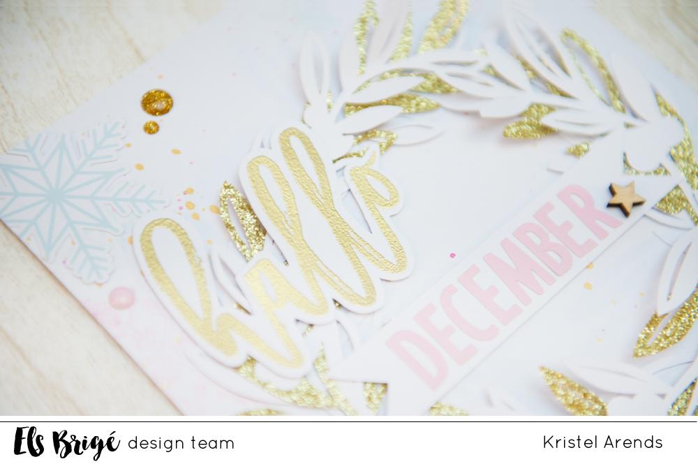 Hallo december/Hello December | Kristel