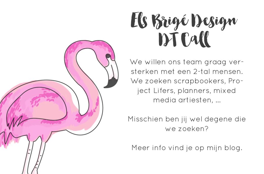 Els Brigé design DT Call