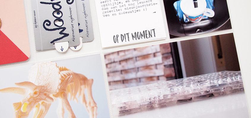 Project Life januari '17 | Els
