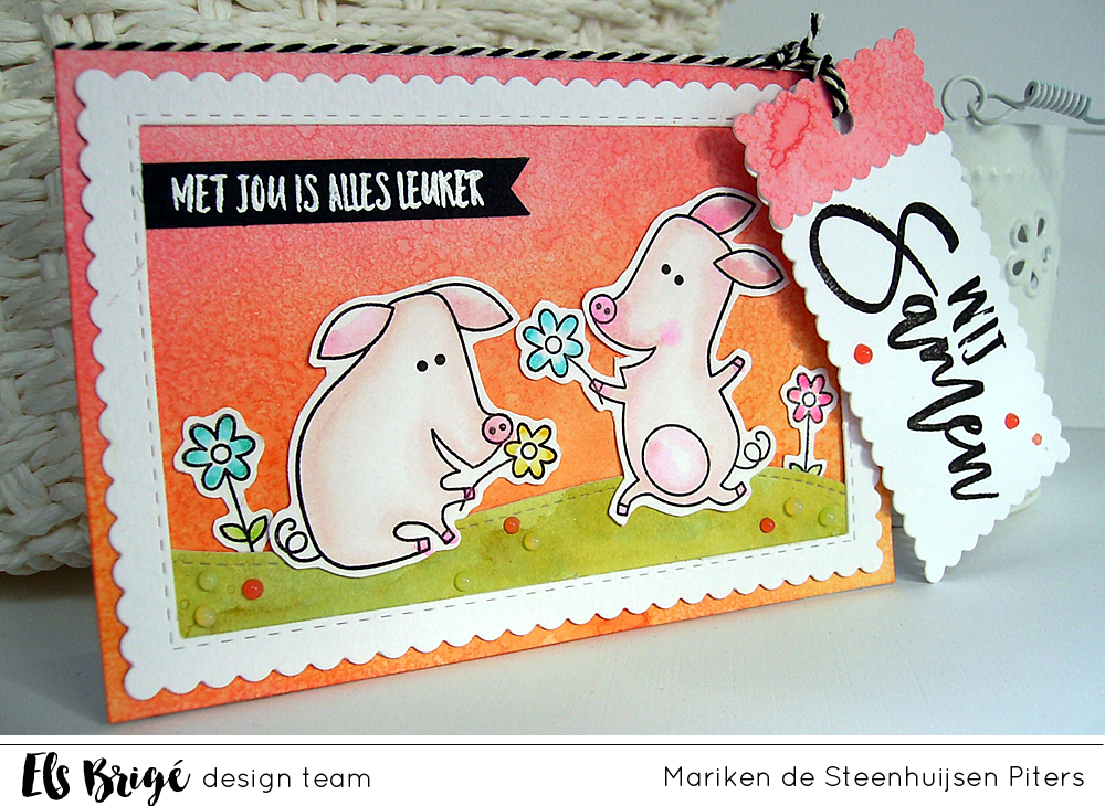 Met jou/With you | Mariken