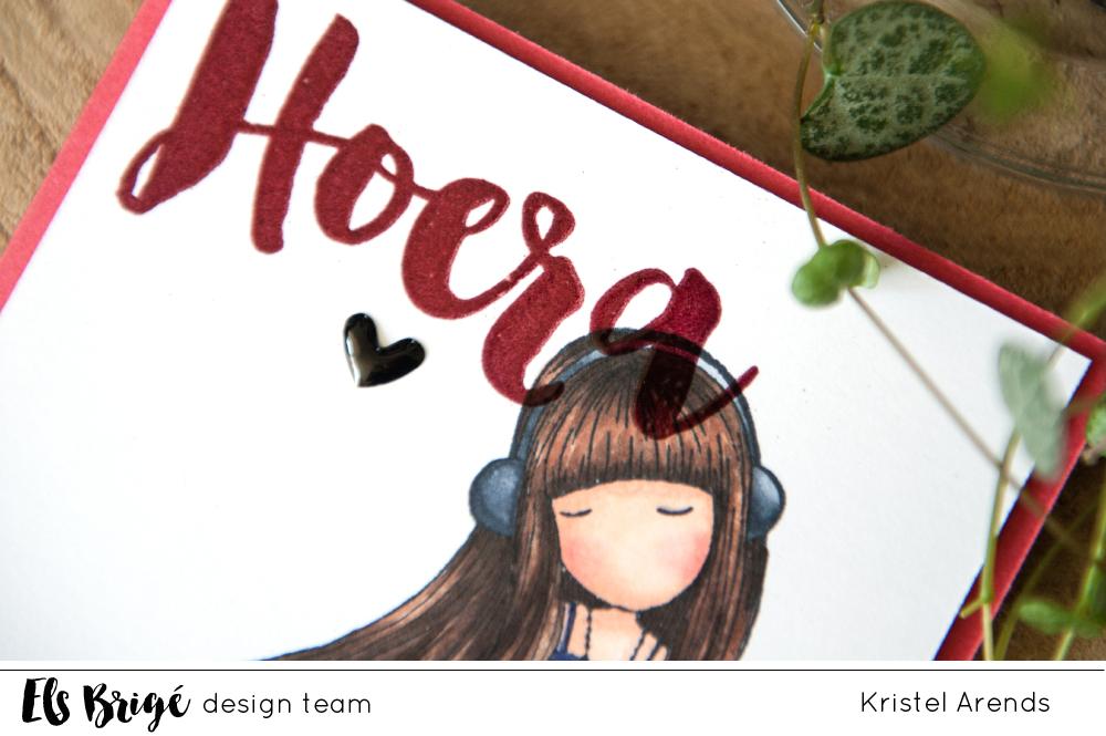 Hoera/Hooray | Kristel