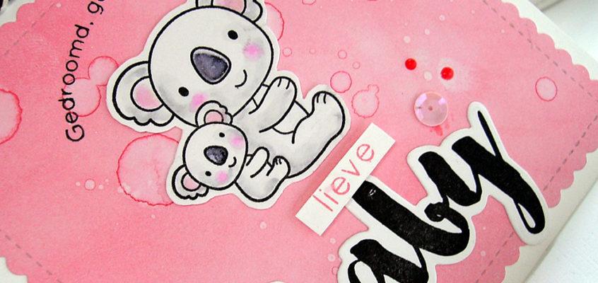 Lieve baby/Sweet baby | Mariken