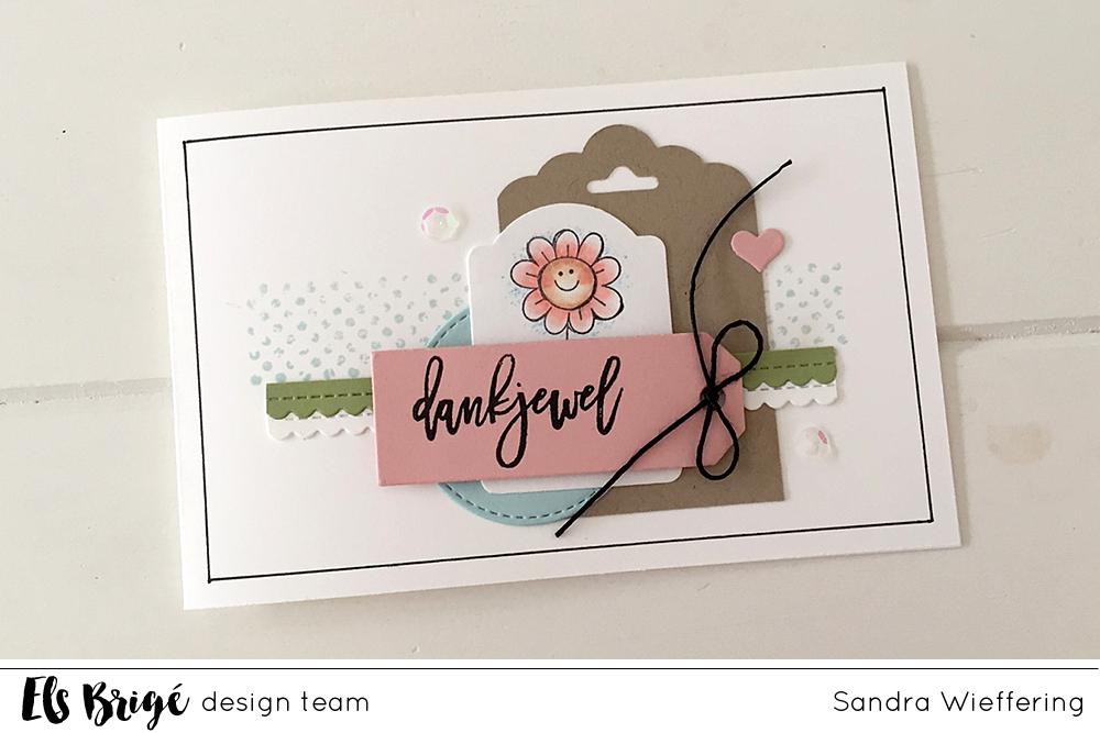 Dankjewel/Thank you very much | Sandra