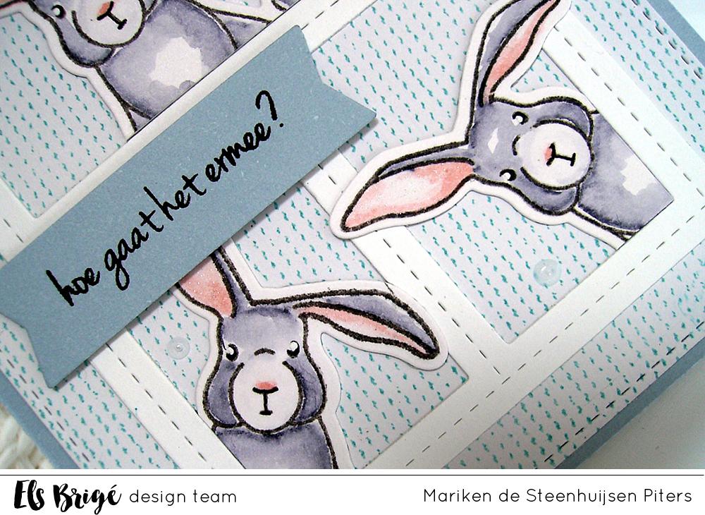 Hé daar/Hey there | Mariken