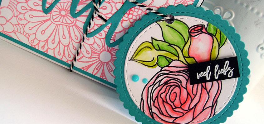 Gepimpte doosjes/ Upcycled boxes | Mariken