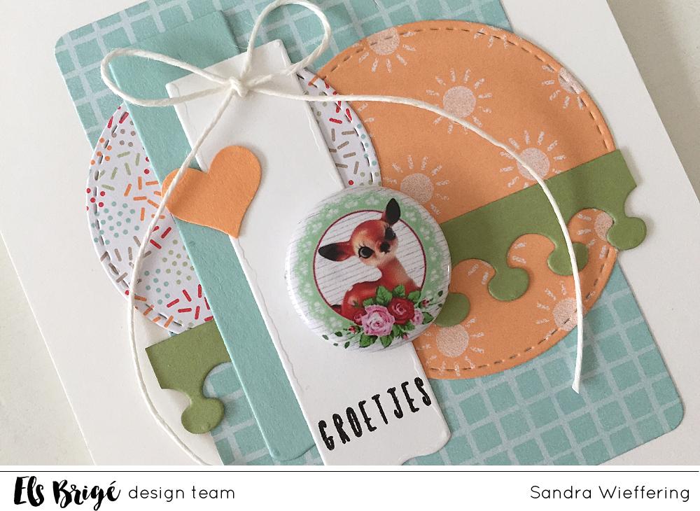 Groetjes/Greetings | Sandra