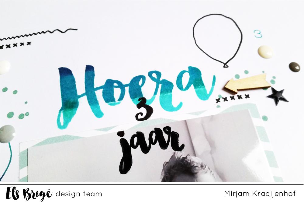 3 jaar/3 years | Mirjam