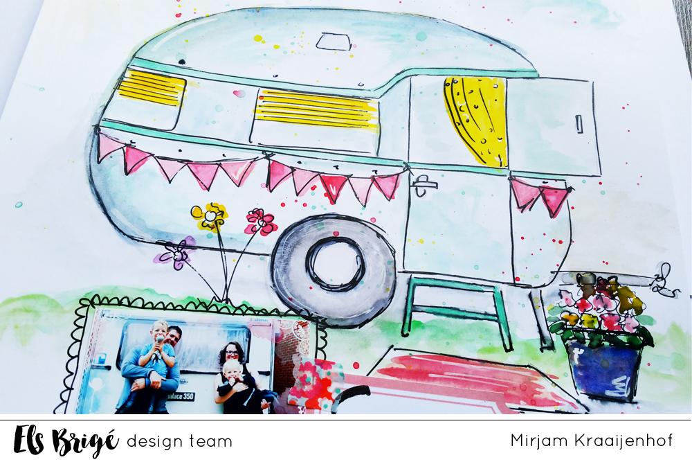 Happy Camper | Mirjam