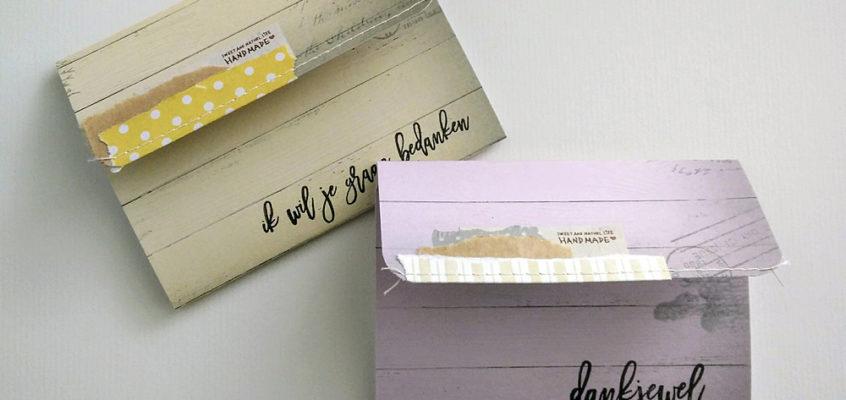 Kadomapjes/Gift folders | Moon
