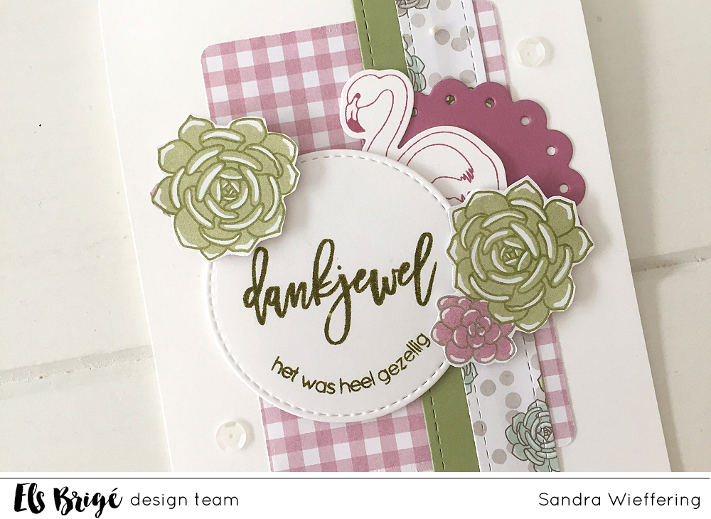 Dankjewel/Thank you | Sandra