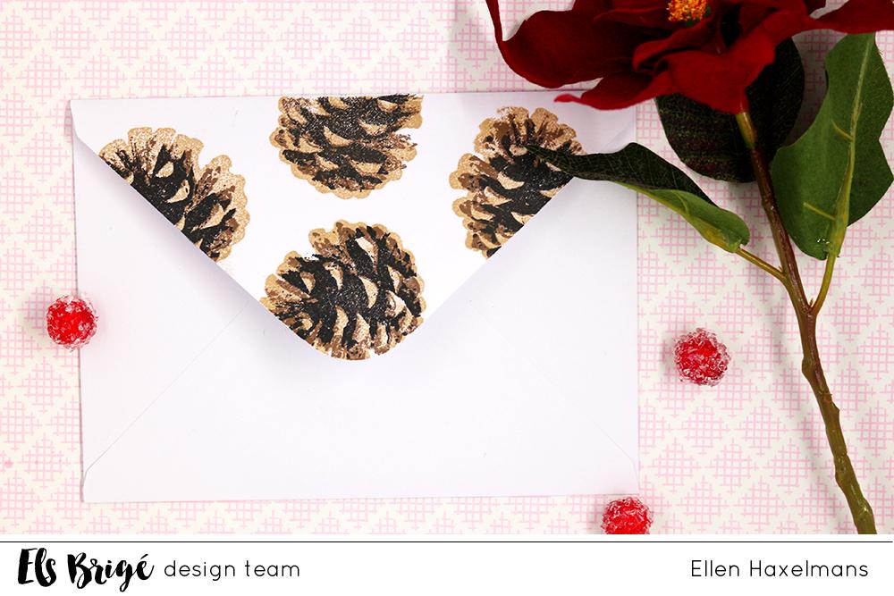 Envelope trio   Ellen