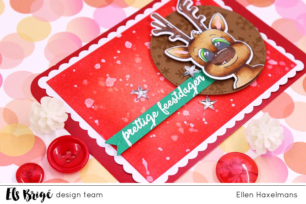 Rendierduo/ Reindeer duo | Ellen