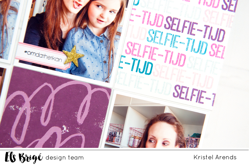 Selfie-tijd/Selfie-time | Afscheid van/Saying goodbye to Kristel