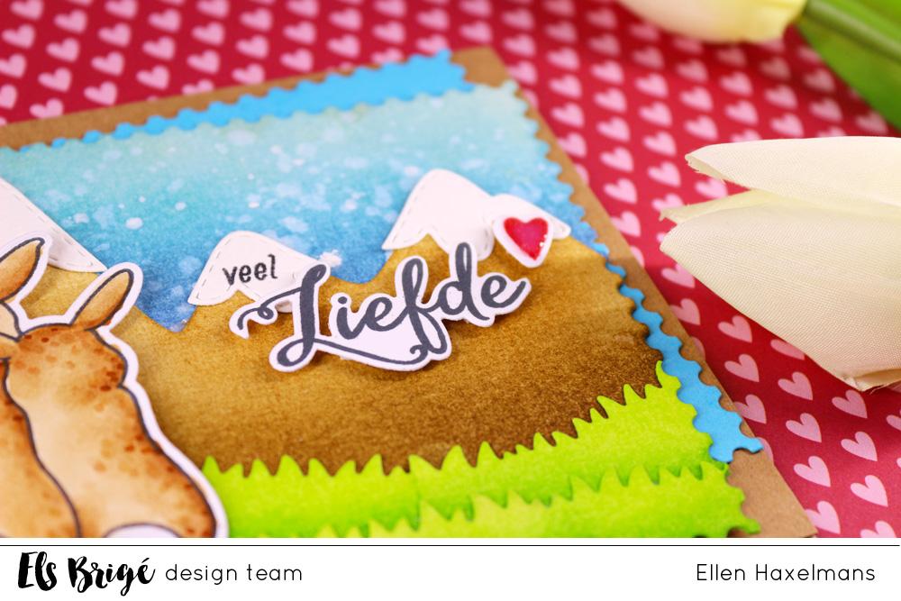 Veel liefde/Much love | Ellen