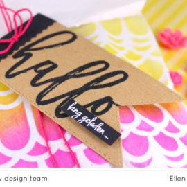 Paaspost/Easter mail   Ellen