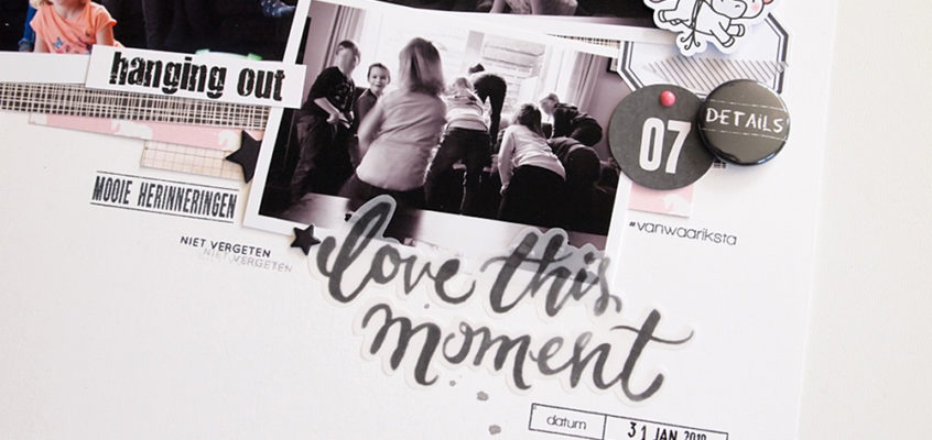 Love this moment | Els