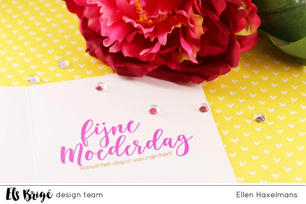 Fijne moederdag/Happy Mother's Day | Ellen