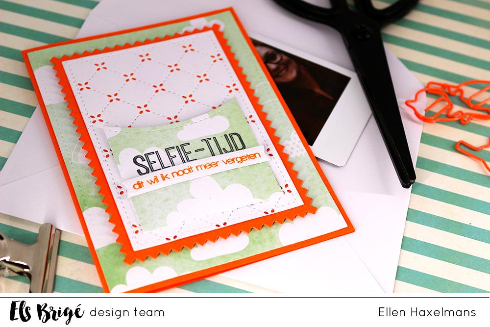 Selfie-tijd/Selfie time | Ellen