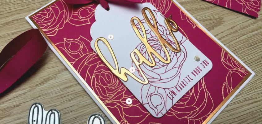 Een kaartje voor jou/A card for you | Evy