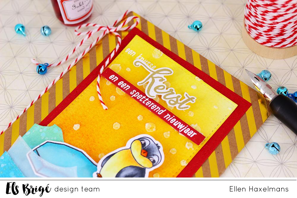 Christmas in Summer  – Special effects| Ellen
