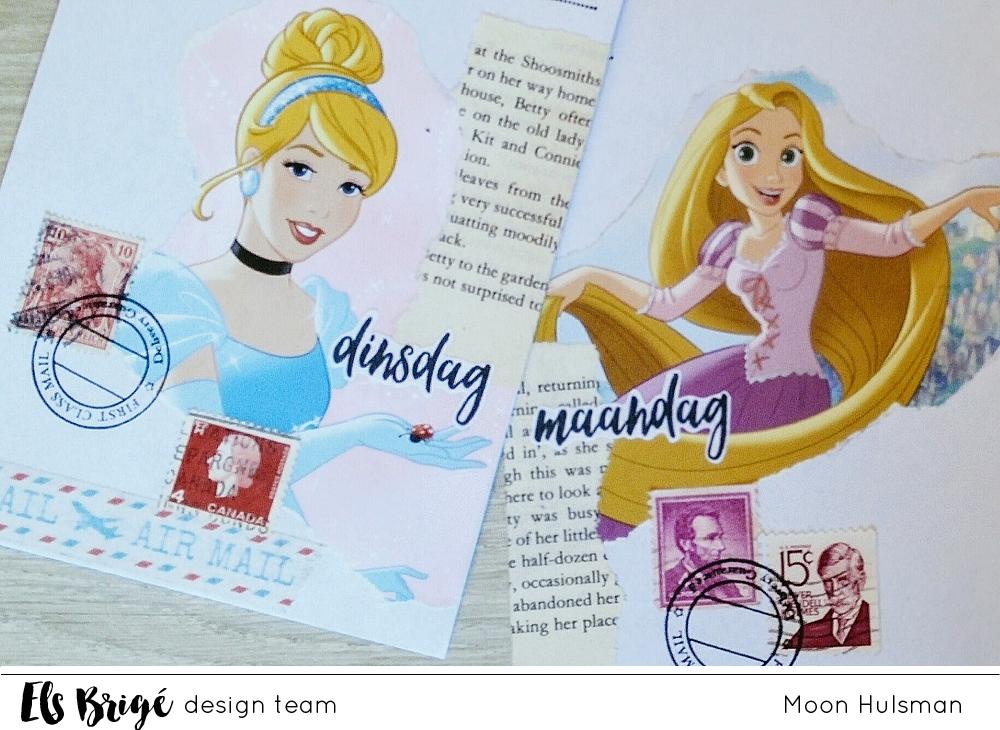 Prinsessenpost/Princess mail | Moon